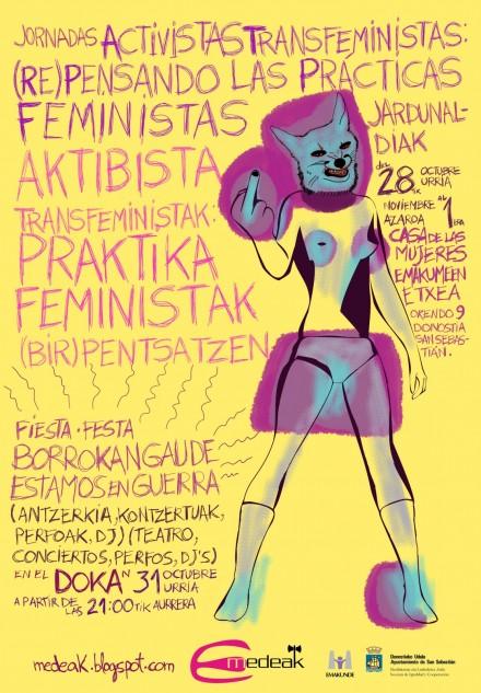 2011 · Jornadas Activistas Transfeministas
