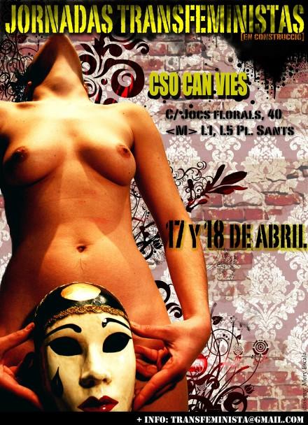 2010 · I Jornadas Transfeministas