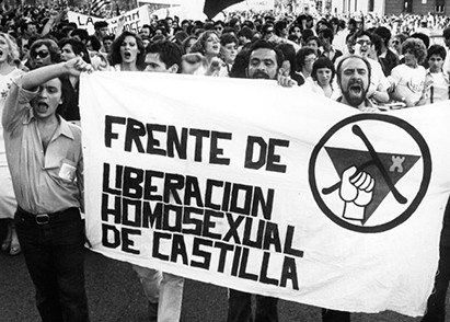 cumplir con las mujeres gay barcelona