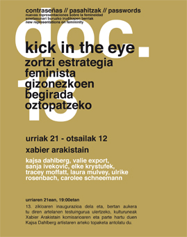 2011 · Kick in the eye